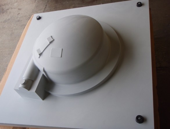 Master Patterns For Fiberglass Production Molds